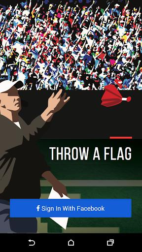 Throw a Flag