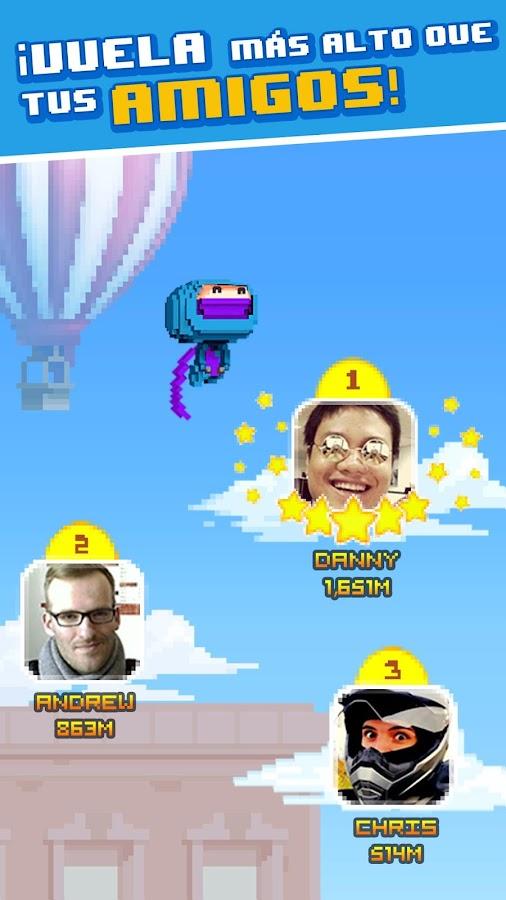 Ninja Up! v1.0.0 [Apk] [Android]