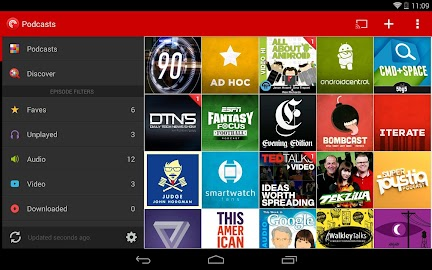 Pocket Casts Screenshot 6