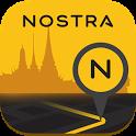 NOSTRA Map Thailand icon