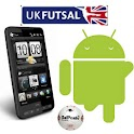 Official UK Futsal App logo