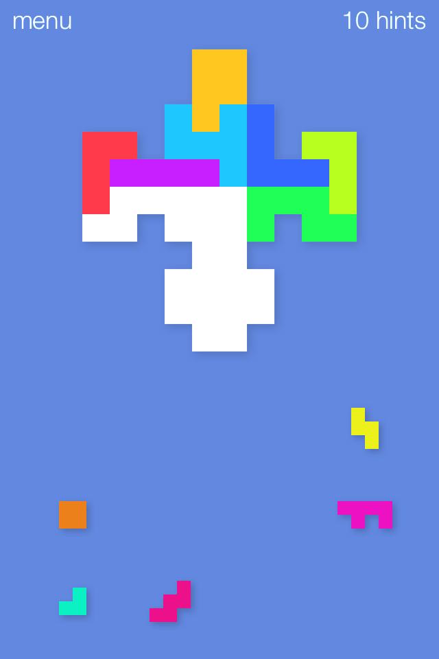 PuzzleBits screenshot #3
