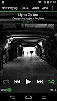 Screenshot of GMMP Holo Green Skin