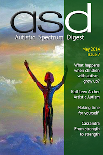 Autistic Spectrum Digest- screenshot thumbnail