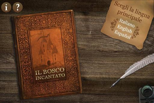 Le storie del Bosco Incantato