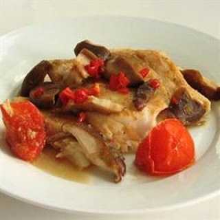 Florns' Chinese Steamed Fish.