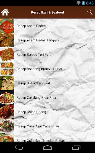 【免費娛樂App】Resep Masakan Indonesia-APP點子