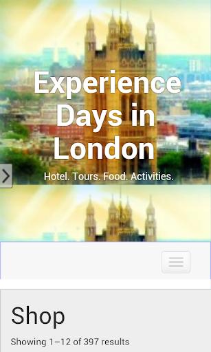 Experience London