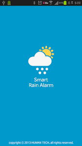 Smart Rain Alarm screenshot 0