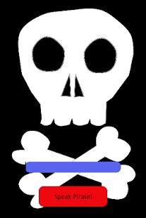 Speak Pirate- screenshot thumbnail