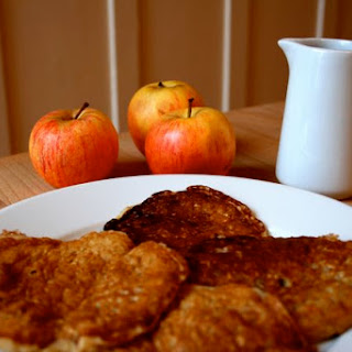 Marion Cunningham's Oatmeal Pancakes
