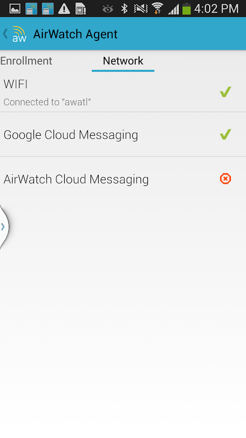 airwatch agent ios 9