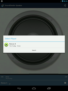 SoundSeeder Speaker Screenshot 7