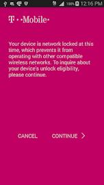 Device Unlock Screenshot 1