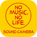NO MUSIC, NO LIFE.SOUND CAMERA