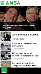 Ansa Mobile - screenshot thumbnail