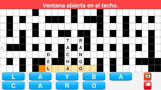 Crosswords spanish 2.3 screenshots 5