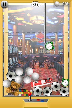Teddy Bear Machine Game screenshot