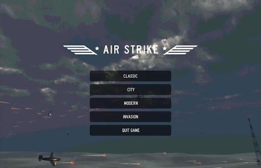 空中打擊 - 格鬥遊戲3D