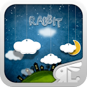 Rabbit World 3D Live Theme icon