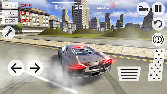Extreme Car Driving Simulator Mod Money 4.02 APK
