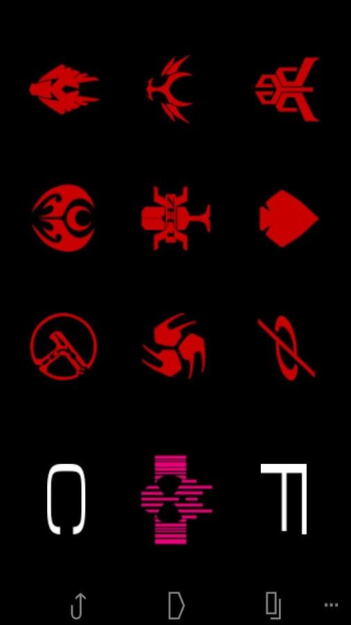 K-Touch : Masked Rider Decade- screenshot
