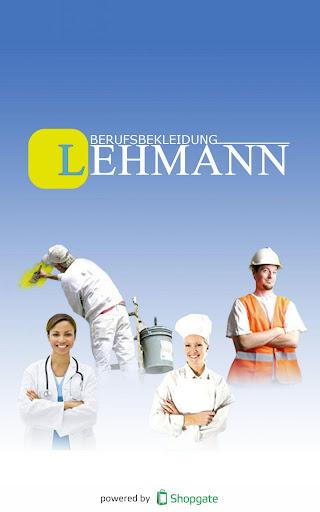 Berufsbekleidung Lehmann