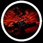 Fire Flower Live Wallpaper icon