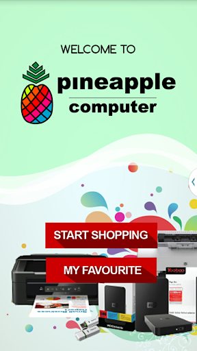 Pineapple Computer