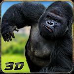 Crazy Ape Wild Attack 3D 1.0.1 Apk