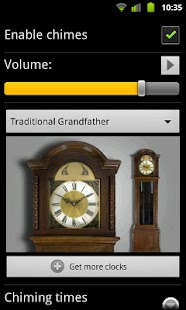 玩個人化App|Grandfather Clock - Chime Time免費|APP試玩
