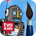 TVOKids Artbot Lite icon