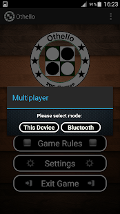 Reversi Bluetooth- screenshot thumbnail