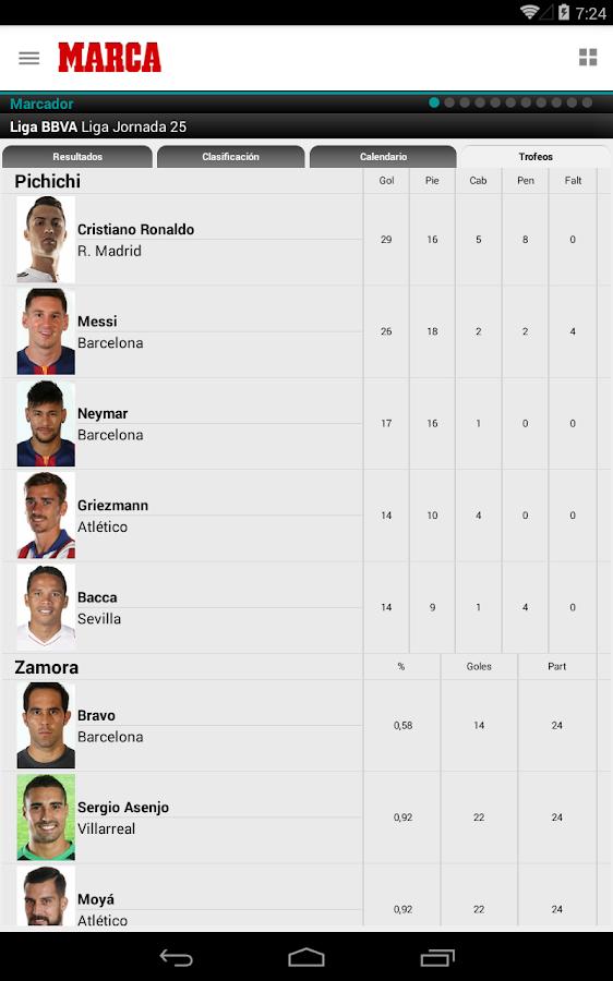 MARCA - Diario Líder Deportivo - screenshot