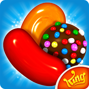 Apps apk Candy Crush Saga  for Samsung Galaxy S6 & Galaxy S6 Edge