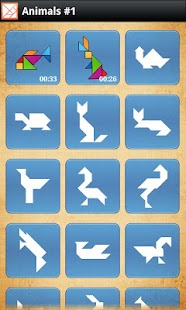 Tangram HD - screenshot thumbnail
