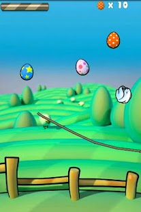 Rabbit and Eggs - screenshot thumbnail