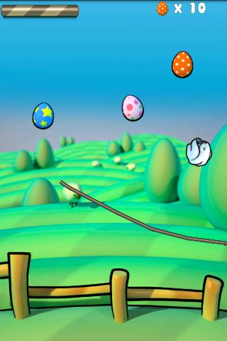 Rabbit and Eggs - screenshot