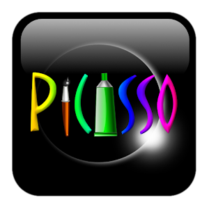 picasso draw paint doodle android apps on google play. Black Bedroom Furniture Sets. Home Design Ideas