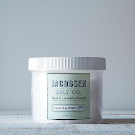 Jacobsen Salt Co. Chef Jar Flake Finishing Salt