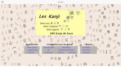 Kanji Bien Vus
