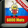Apprendre le Russe 6 000 Mots