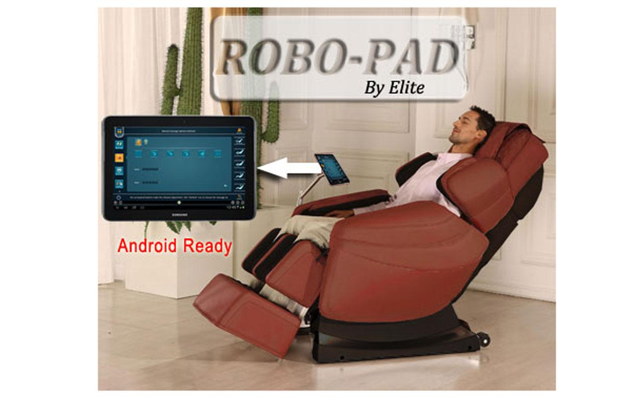 massage pad for chair. robo pad massage chair app 1.3- screenshot for