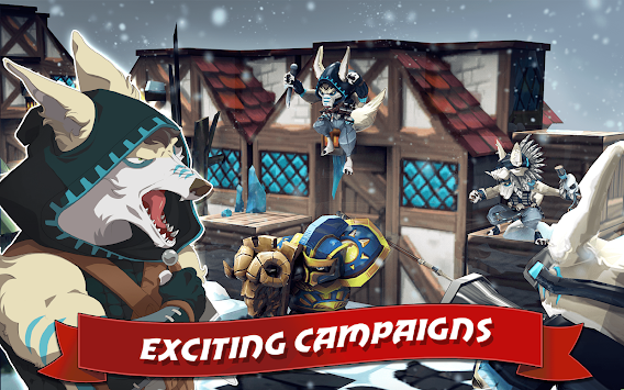 Lionheart Tactics APK screenshot thumbnail 8