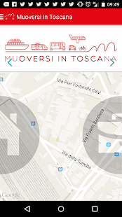 Muoversi in Toscana- screenshot thumbnail