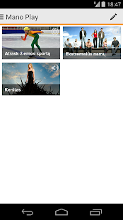 TV3 Play - Lietuva- screenshot thumbnail