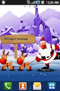 Christmas Countdown wallpaper - screenshot thumbnail