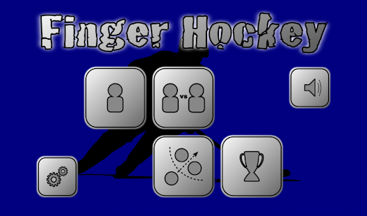 Finger Hockey - screenshot thumbnail