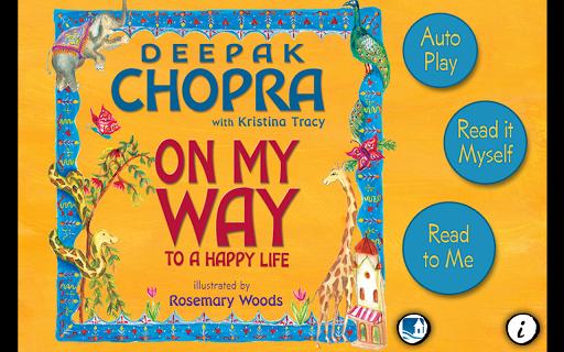【免費書籍App】On My Way to a Happy Life-APP點子