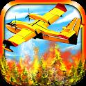 Airplane Firefighter Simulator icon